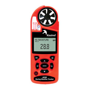Kestrel 4250 Bluetooth Racing Weather & Environmental Meter 0842RB