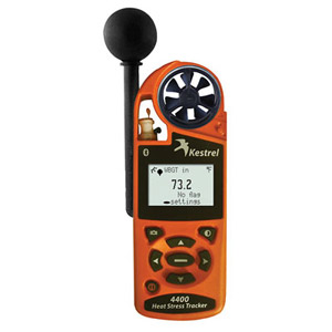 Kestrel 4400 Heat Stress Meter 0844