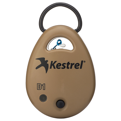 Kestrel DROP1 Tan Temp Data Logger 0710TAN