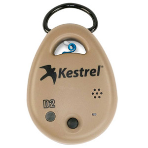 Kestrel DROP2 Tan Humidity Data Logger 0720TAN