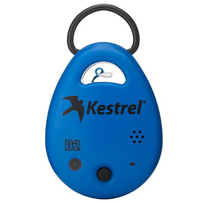 Kestrel DROP2 Blue Humidity Data Logger 0720BLU
