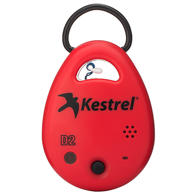 Kestrel DROP2 Red Humidity Data Logger 0720RED