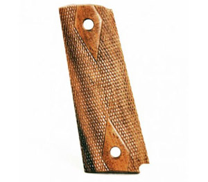 Kimber Walnut Double Diamond Full-Size Grips 1000039A
