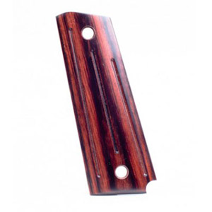 Kimber Rosewood Ball-Milled Full-Size Grips 1000268A