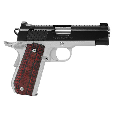 Kimber 1911 Super Carry Pro .45 ACP Pistol 3000247