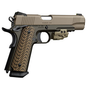 Kimber 1911 Warrior SOC .45 ACP Pistol 3000286