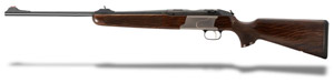 Krieghoff Semprio In-Line Repeating Rifle Twood Nickel Left Hand Magnum Calibers