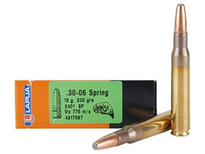 Lapua 200gr SP Mega Rifle Ammunition LU4317567