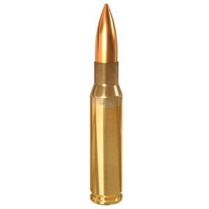 Lapua 185gr FMJ-BT D-46 Rifle Ammunition LU4317590