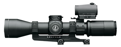 Leupold Mark 6 3-18x44mm (34mm) DAGR Kit M5C2 Matte Front Focal TReMoR2 117993 Demo