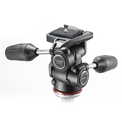 Manfrotto 804 3-Way Ball Head MH804-3WUS