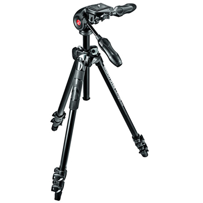 Manfrotto 290 Light 3-Way Head MK290LTA3-3WUS