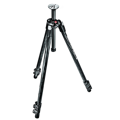 Manfrotto 290 Xtra Carbon 3-sec Tripod MT290XTC3US