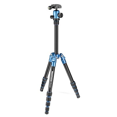 Manfrotto Element Traveller Small Blue MKELES5BL-BH
