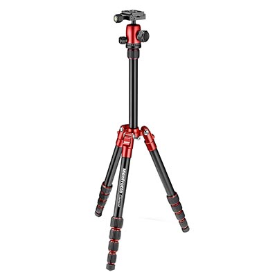 Manfrotto Element Traveller Small Red MKELES5RD-BH