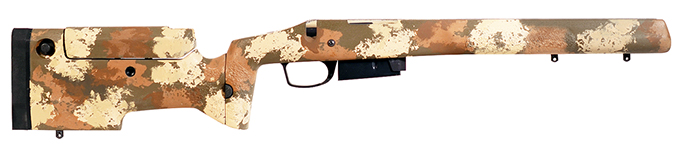 Manners TF4 Remington 700 SA DBM Varmint Molded Woodland MCS-TF4-700SA-DBM-VMT-Woodland