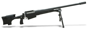 "McMillan RH Tac 50-A1-R2 BMG 29"" fluted barrel Black and one mag"