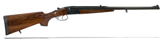 Merkel 140-2 SXS Safari Double Rifle 375 H&H -ejectors-Color Case-23.6 barrels-double triggers.  Like New, UA1594