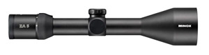 Minox ZA 5i HD 3-15x56 SF Illum. Plex Riflescope 66455