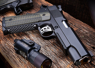 Nighthawk Signature Recon .45 ACP Pistol NH-HeinieSSRecon45