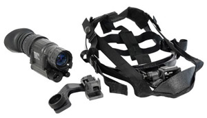 NVD PVS-14 Night Vision Monocular Kit NVD-PVS-14-DS