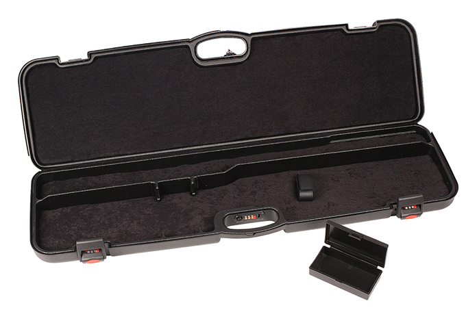 "Negrini One Gun 36"" Case Polypropylene Black/Black 1603I/5127"