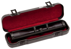 Negrini Scope Case Black/Red 5008/4878