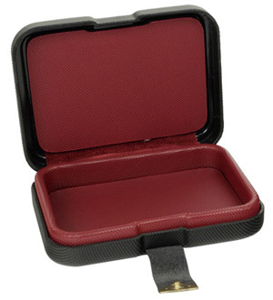 Negrini Trigger Group Case Black/Red 5014