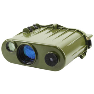 20,000m Laser Rangefinder, 1060nm, Bidirectional Communication RS232 LRB20,000C