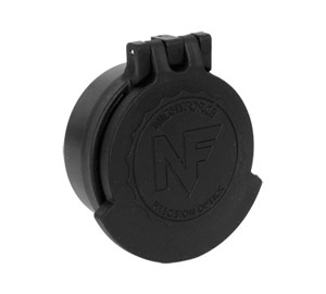 Nightforce Eyepiece Flip-up lens caps for BEAST & ATACR 25x F1 A283