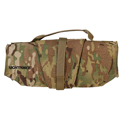 "Nightforce 15"" Multicam Padded Scope Cover A447"