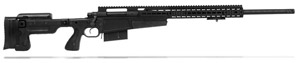 Remington 700P MLR .338 Lapua Black Rifle