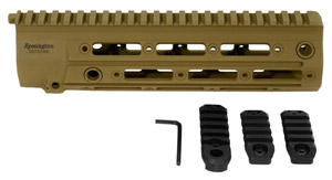 "Remington Defense HK 416 10.5"" Handguard Tan"