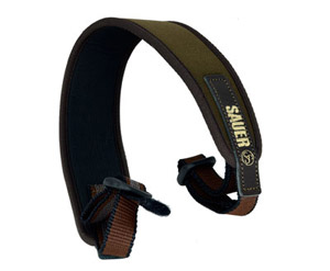 Sauer Neoprene Sling Brown