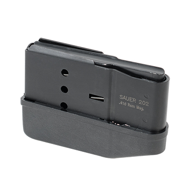 Sauer 202 Magazine Big Game 4 Round, .416 Rem