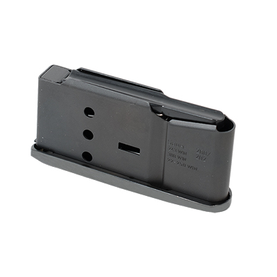 Sauer 202 Magazine Short Medium 3 Round Steel Floor Plate