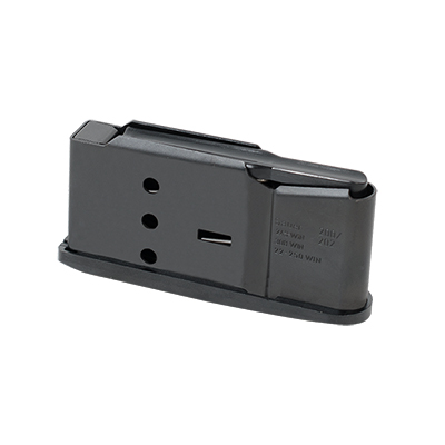 Sauer 202 Magazine Short Medium 3 Round Synthetic Floor Plate