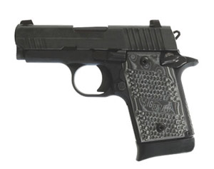 Sig Sauer Extreme 9mm Pistol 938-9-XTM-BLKGRY-AMBI