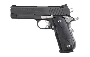 Sig Sauer 1911 Carry Nightmare .45 Pistol 1911FCA-45-NMR