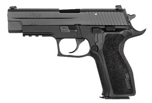 Sig Sauer P226 Enhanced Elite 9mm Pistol E26R-9-ESE