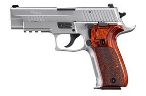 Sig Sauer P226 Stainless Elite 9mm Pistol E26R-9-SSE