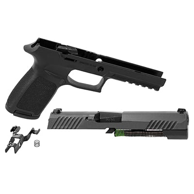 Sig Sauer P320 Full .357 Caliber X-Change Kit CALX-320F-357-BSS