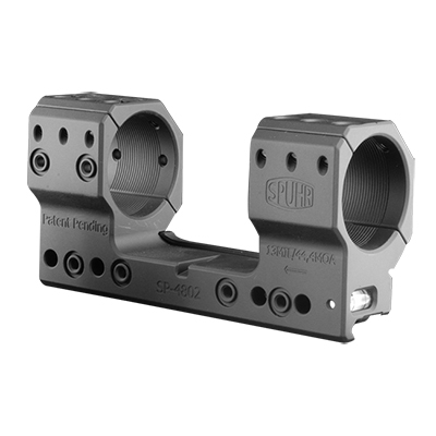 Spuhr Unimounts 34 mm, Height: 38 mm/1.5?, Length: 121 mm/4.76? 13 MIL/44.4 MOA SP-4802