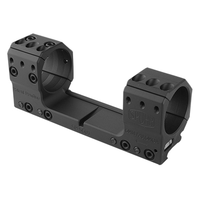 "Spuhr Unimounts 35mm, Height: 30mm/1.18"", Length: 139mm/5.47"" 6 MIL/ 20.6 MOA SP-5601"