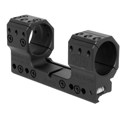 "Spuhr Unimounts 34mm, Height: 38 mm/1.5"" Length: 121 mm/ 4.76"" 9 MIL/ 31 MOA SP-4902"