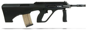 Steyr AUG A3 SA .223 Rem Black Rifle