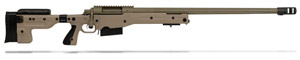Surgeon Scalpel 300 Win-FDE AI Folding Stock-Jewel Trigger-26in Fluted-Badger FTE Brake