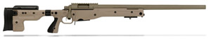 Surgeon Scalpel 308 Win-FDE AI Folding Stock-Jewel Trigger-24in Fluted-Threaded