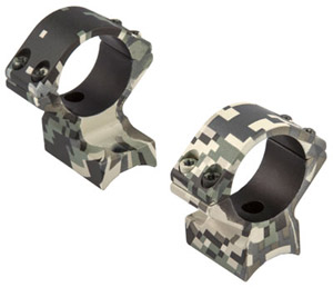 "Talley Aluminum Ring Set 1"" High Open Country Camo"