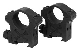 "Talley Tactical Ring (Back Armor) 1"" High Picatinny ring BAT10H"